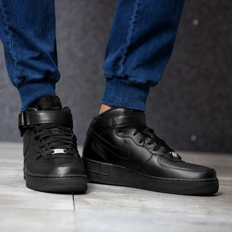 Nike air force 1 mid '07 | Buty do biegania nike, Damskie