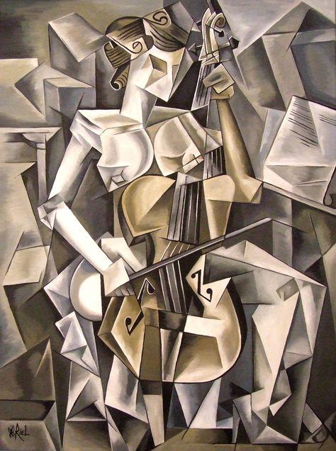 erotic cubism | Sizes: 145 × 145 / 590 × 792 / 600 × 805 / 1835 × 2464