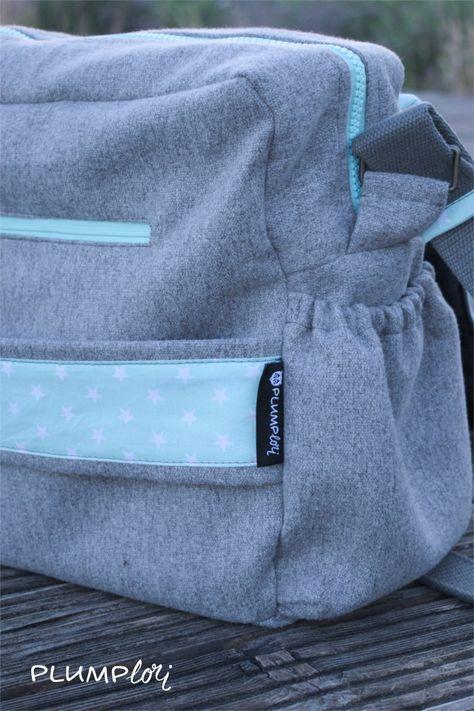 Eine Wickeltasche für mich – Plumplori