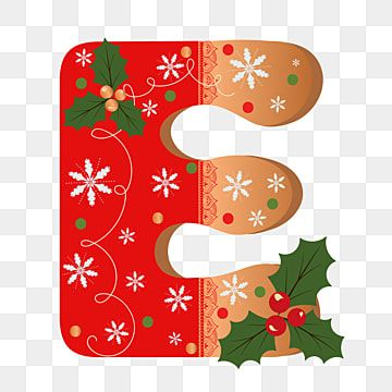 Alphabet Cookie Letter E With Snowflakes Christmas Alphabet Lettering Alphabet English Alphabets With Pictures