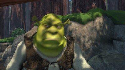 Shrek 2001 Animation Screencaps Shrek Animation