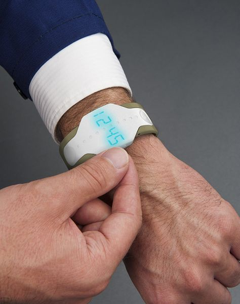 Pinch is a wrist-worn remote system for chronic pain management designed to aid patients in keeping track of their pain levels throughout the day. Manual input by the wearer is combined with sleep, heart rate and physical activity data to create a more insightful view of when and where the user experiences the most pain so behavioral changes can be made.