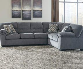 Signature Design By Ashley Ramsdell Living Room Sectional Living