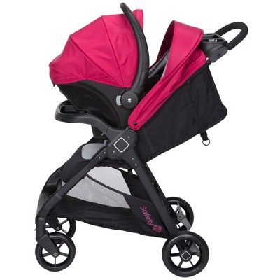 Safety 1st Smooth Ride Travel System Sangria Baby Car Seats