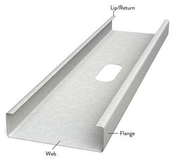 Structural Studs Wall Framing Metal Stud Framing Interior And Exterior