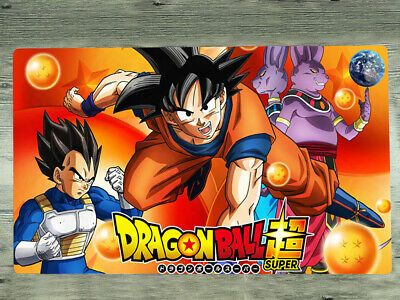 Anime Yugioh Play Mat Dragon Ball Super Vegeta Goku Ccg Tcg Mat Game Playmat Dragon Ball Super Anime Dragon Ball