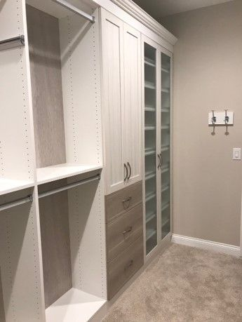 organized | Closet storage systems, California closets ...