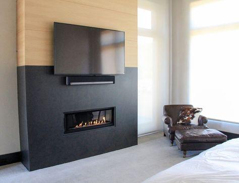 Kingsman Fireplace Installed In Aspen Colorado Residence