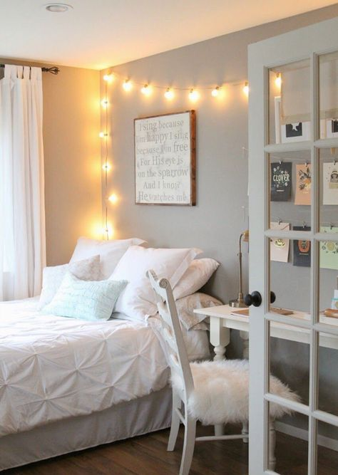 20 Sweet Room Decor For Youthful Girls Remodel Bedroom Small