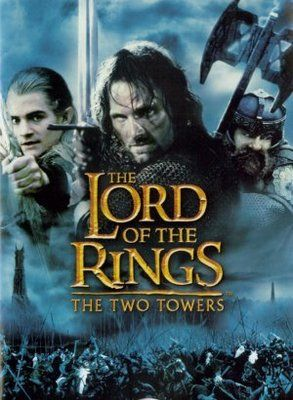 The Lord Of The Rings The Two Towers Poster The Two Towers