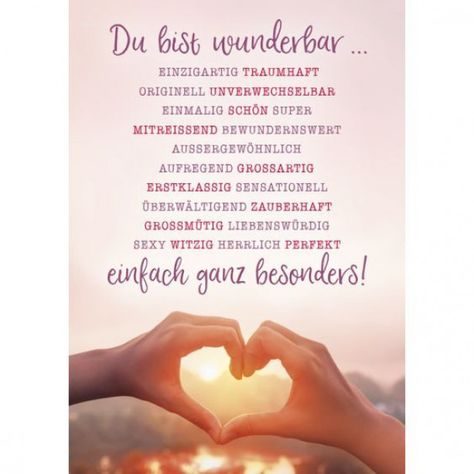 Du bist wunderbar.../Bild1 #relationship
