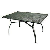 Greemotion 416517 Tisch Toulouse Feine Masche 140 X 90 X 72 Cm