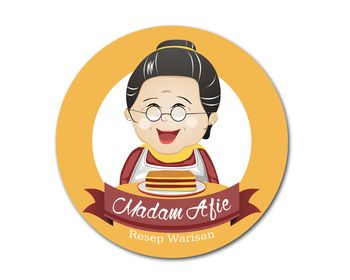 Logo Design Desain Logo Untuk Perusahaan Kue Di 2021 Desain Logo Kartun Desain Logo Restoran