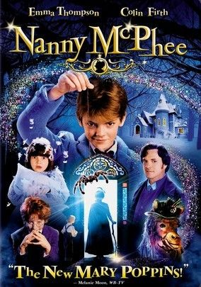 Nanny Mcphee 2005 The Recently Widowed Mr Brown Colin Firth