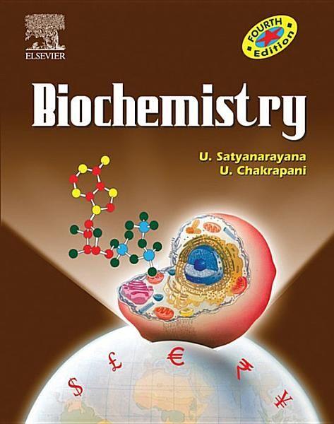 Download Ebooks Biochemistry By U Satyanarayana Biochemistry
