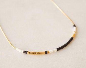 Simple choker necklaceteal glass bead necklaceminimalist necklaceboho chokerflower chokerhippieshort  necklacecopper necklacechoker
