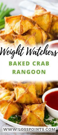 Weight Watchers baked crab rangoon #weightwatchers #weight_watchers #amish #connamon #bread #ketogenic #keto #lowcarb #corn #chili #cornfritters #Dip #crab #rangoon