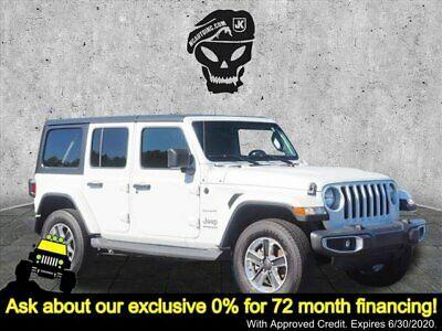 Ebay Advertisement 2019 Jeep Wrangler Sahara Bright White