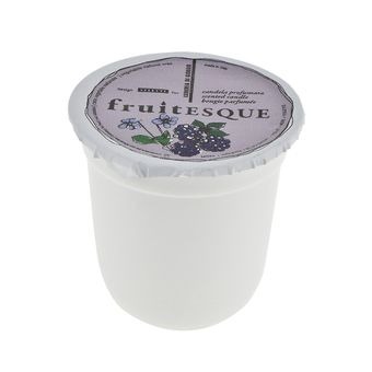 Best 24 yogurt ice cream candles juice candles images on pinterest do it yourself home decor enjoy the flavor of yogurt with blackberries and violet when solutioingenieria Choice Image