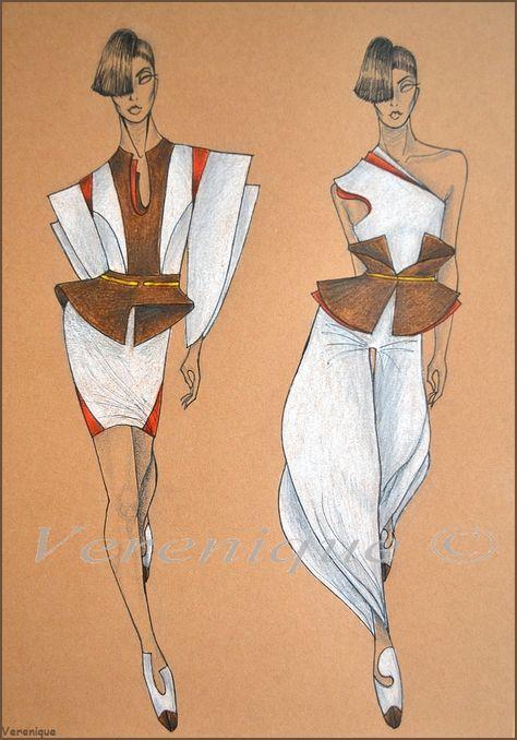 Fashion mini collection by Verenique