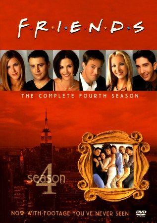 مشاهدة مسلسل Friends الموسم الرابع كامل مترجم مشاهدة اون لاين و تحميل Friends Season 4 Online Friends ا Friends Season Friends Poster Friends Tv Show
