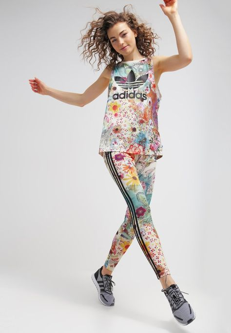 adidas Originals Leggins - multicolor - Zalando.it ...