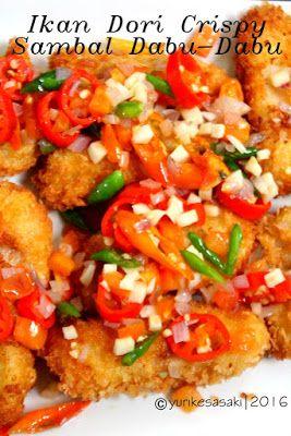 Dapoer Joglo Ikan Dori Crispy Sambal Dabu Dabu Resep Makanan Resep Masakan Makanan