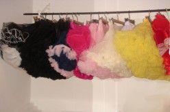I just love frilly Petticoats