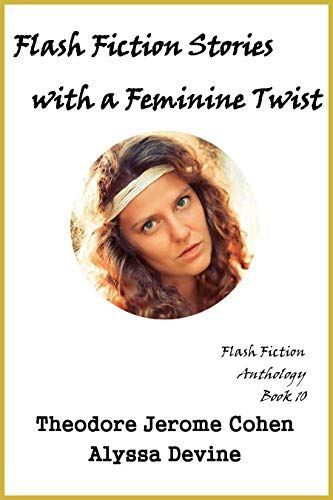 Book review of Flash Fiction Stories with a Feminine Twist