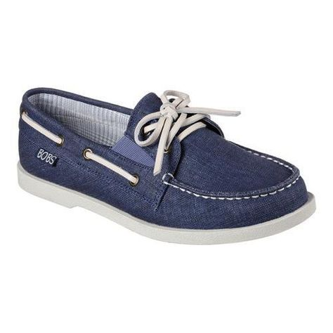 8325264d1f09 Women s Skechers Bobs Chill Luxe Anchor Up Boat Shoe