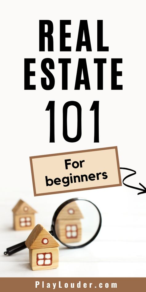 Real Estate Strategy 101 for beginners