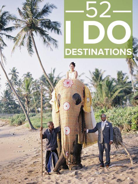 Next stop, destination wedding! Visit http://www.brides-book.com for more great wedding resources