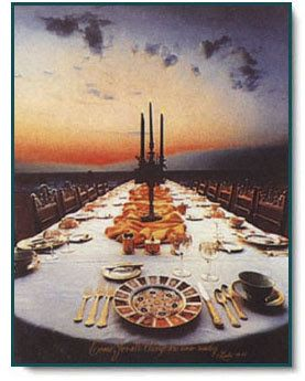 The Parable Of The Wedding Feast Christ Centered Art Bible Pictures Parables