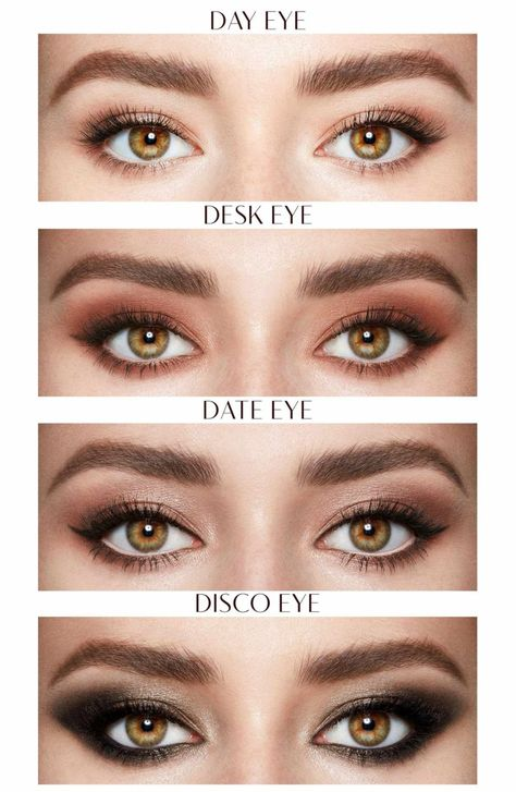 آموزش کشیدن خط چشم مناسب چشم بادامی Makeup Eyeliner Eye Palette Makeup Tutorial Eyeliner