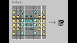 Bigger Crafting Tables In Minecraft 2 Minecraft Minecraft Pocket Edition Craft Table