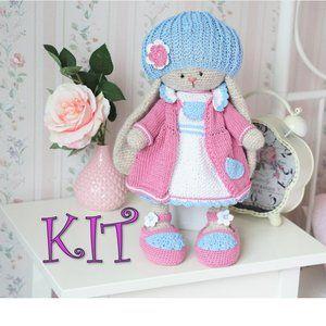 Kit para decoração de quarto de bebê Amigurumi 05 itens no Elo7 ... | 300x300