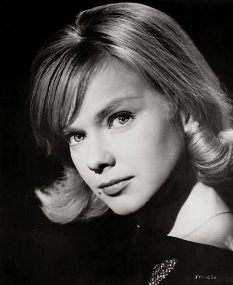 """Anne Francis, around the time of """"Brainstorm""""..1965."""
