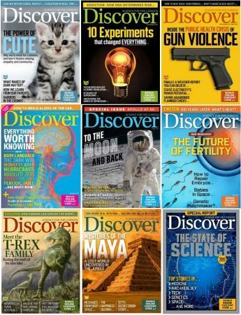 Discover 2019 Full Year Issues Collection Free Pdf Magazine Download Pdf Magazines Discover Magazine Discover