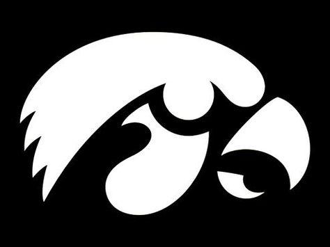 Southside High School Go Hawks Iowa Hawkeyes Hawkeyes Football Coloring Pages