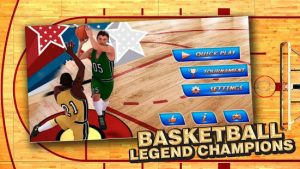 Halloween Basketball Legends Is Funny And Two Players Big Head Basketball Championship Game Basketball Championship Basketball Legends Championship Game