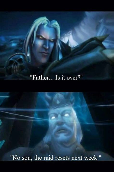 There Must Always Be A Lich King Wow World Of Warcraft World