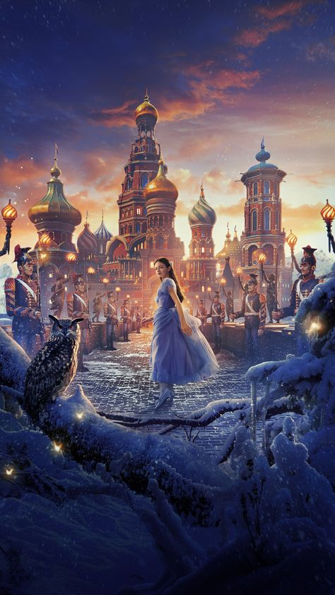 The Nutcracker And The Four Realms 2018 5k Poster Wallpapers | hdqwalls.com