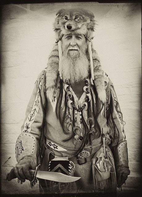 """The real Jeremiah Johnson-was Red Lodge's first constable. """"Liver eating Johnson"""" was a name he earned because he told someone he ate part of the liver of an Indian he killed.Fort Bridger Rendezvous, Fort Bridger, Wyoming People (Thanks, BSD."""