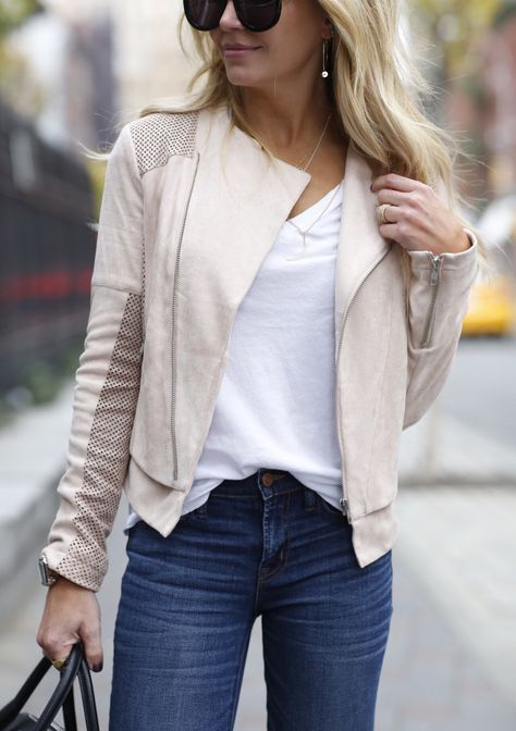 Moto Jackets + Booties - Lunchpails and Lipstick