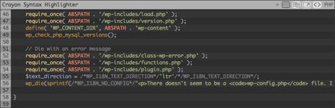 Top and My Favorite Syntax Highlighter WordPress Plugins • Crunchify