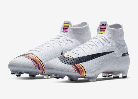 Chuteira Nike Mercurial Vapor XII Neymar Academy Society