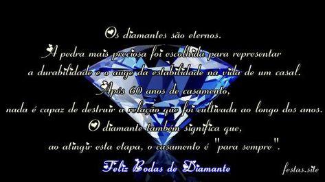 Bodas De Diamante 45 Decoracoes Incriveis Presentes Mensagens