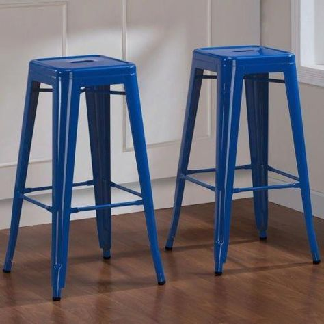 Tabouret Vintage Bar Stool Modernhomedecorkitchen Metal Bar