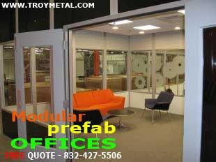 prefabricated office space portable easy racks flexibility allows you choice of wall panel designs and finishes our prefabricated modular office walls can be expandu2026