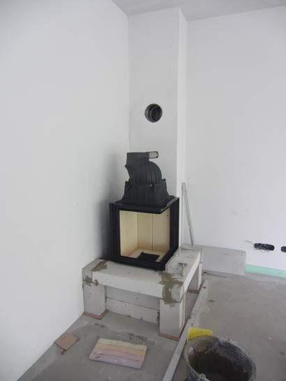 Bauanleitung eines Kamineinsatz ( Kachelofen ) | Fireplace ...